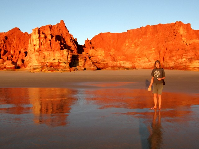 Cape Leveque Photos - Sunset