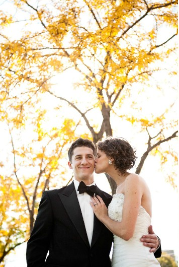 Dan and Anna Oksnevad - Minneapolis wedding photography team!