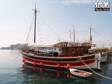 Free Wallpaper - Porec Ship