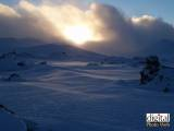 Free Wallpaper - Snow and Sun by Hekla