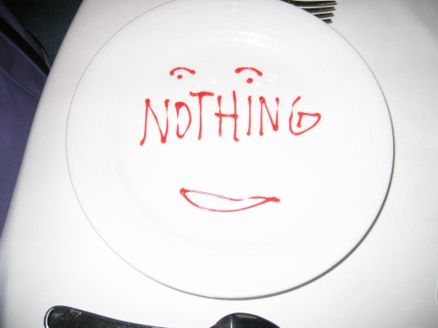 "Picture of ""nothing"""