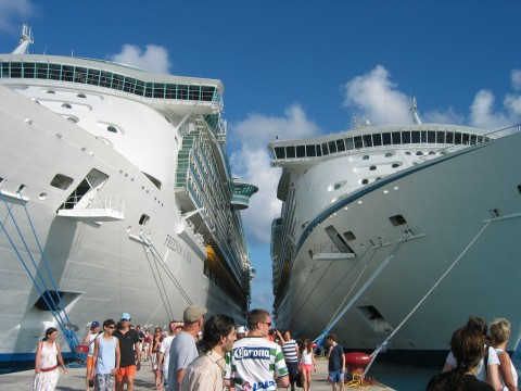 Freedom of the Seas & Voyager of the Seas