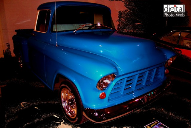 Classic Chevy Pickup Wallpaper.