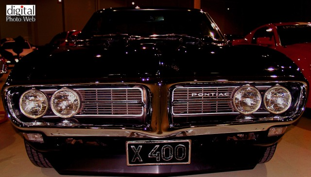 Another Pontiac hotrod muscle car wallpaper.