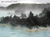 Art Iceland Digital Photo Wallpaper