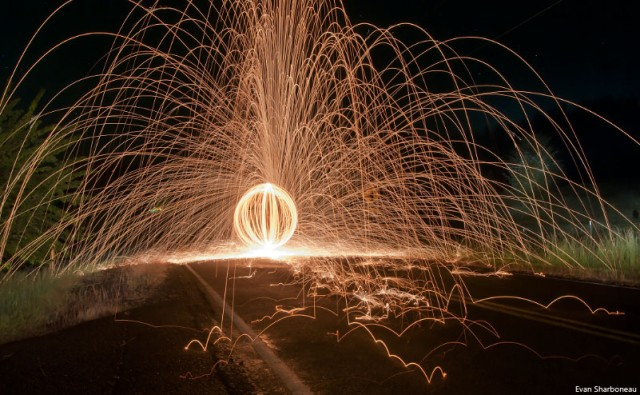 Light Painting Tricks