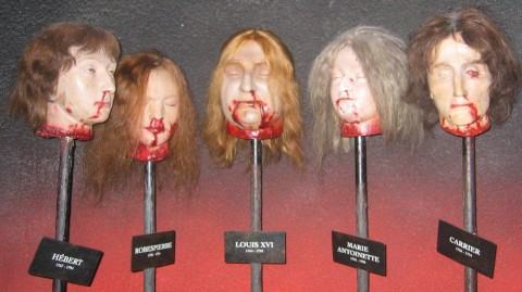 Madame Tussaud's Museum London - Chamber of Horrors