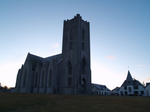 Reykjavik - Catholic Church