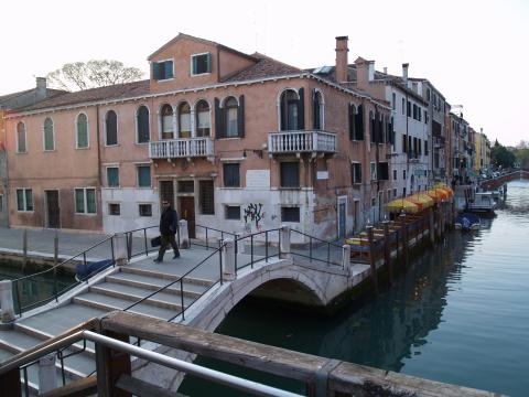 Venice Italy Pictures - Bridge